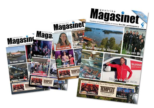Gestrike magasinet större 2021